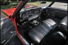 1970 Chevrolet Chevelle SS LS6  454/450 HP, 4-Speed