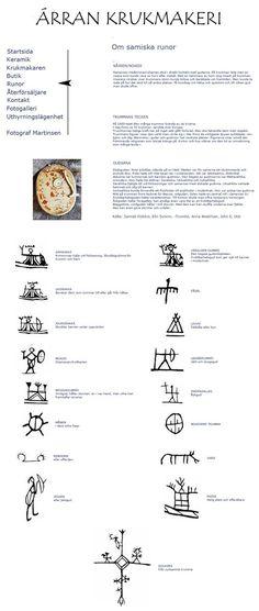 Árran Krukmakeri ● Runor Symbol Logo, Witchcraft, Healing, Shamanism, Magic, Crests, Witches, Drum, Cave