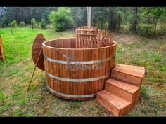 Vildmarksbad Basic Termo træ serien - TimberIN