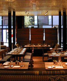 Restaurant Gary Danko.