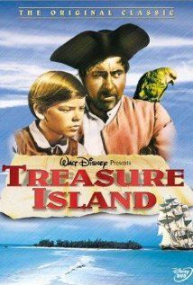I liked Treasure Island very much, even though at a young age I think I found parts of it somewhat scary. Arrrr.