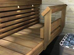 Sauna Design, Saunas, Foot Rest, Image, Ottomans, Steam Room, Footrest, Foot Stools
