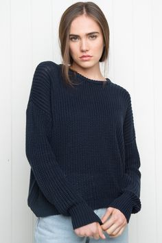 Brandy ♥ Melville | Bronx Sweater - Pullovers - Sweaters - Clothing