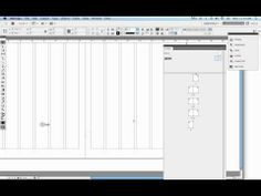 InDesign CS5 Master Pages