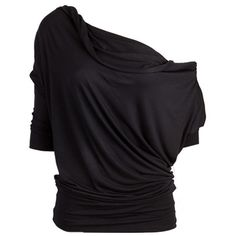 Womens Miso Long Sleeve Draped