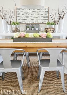 Tray Tables Dining Rooms And Vase On Pinterest