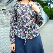 Alma blouse — sewaholicpatterns