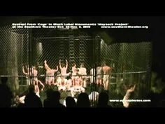 "Black Label Movement's ""Woyzeck Project"" at Southern Theatre - 2010"