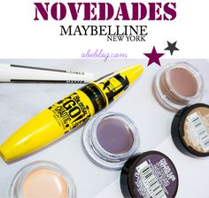 NOVEDADES @Maybelline  | Color Tattoo Mattes, Master ink & ColossalGo Chaotic #makeup #maybelline #eyeshadows #colortattoo #bblogguers