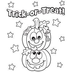 halloween pumpkin coloring sheets printable