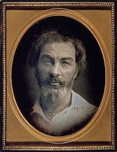 """Walt Whitman - """"Either define the moment or the moment will define you."""""""