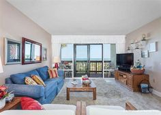 Island House at St. Augustine Beach. Unit 209 Ocean Front. A great place to stay.