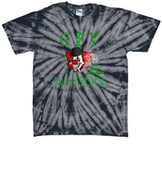 Limited Edition GFY Nation 4:20 Tee