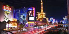 Webcam desde Las Vegas en los Estados Unidos