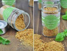 Gemüsebrühe 90° Umluft/ca. 1,5 - 3 h trocknen