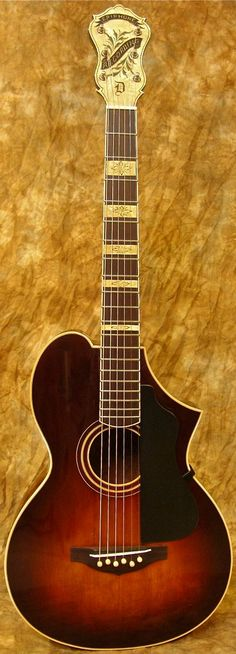 1927 Epiphone Recording Model D acoustic archtop guitar