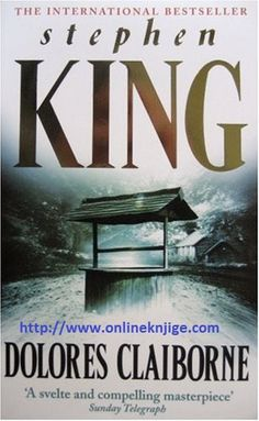 Stiven King Dolores Claiborne PDF E Knjiga Download