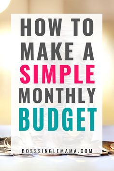 Make a Budget You Can Actually Live With Even When You Suck With Money! Learn How to Make a Budget That Actually Works! Ways To Earn Money, How To Get Money, Money Tips, Budgeting Tools, Budgeting Finances, Retirement Budget, Single Mom Tips, Energy Saving Tips, Money Saving Mom