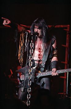 w.a.s.p. 1984 | Philip Anderson Photography: W.A.S.P. - 12/09/1984 - San Jose Civic