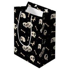 #Spooky Birthday Gift Bag - #giftideas #teens #giftidea #gifts #gift #teengifts