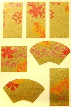 Beautiful Japanese Stickers Cherry Blossoms by FromJapanWithLove, $7.00