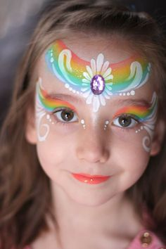 Face Painting for your child's birthday party or special event - Face Painting Calgary, Nadine's Dreams Face Painting