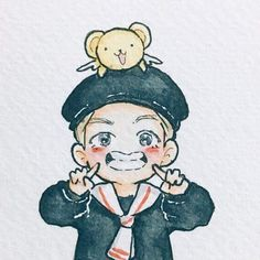 Kawaiii Rapmonster