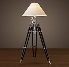 hardware lamps tripod lamp reading lamps lighting ideas floor lamps. Black Bedroom Furniture Sets. Home Design Ideas