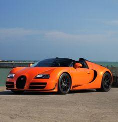 Bugatti Veyron Grand Sport Vitesse #CarFlash