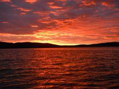 Algonquin Park sunset - Google Search