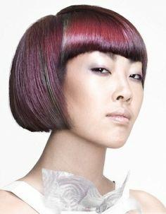 Burgundy Hair Color 2014 | Hair highlights 2014