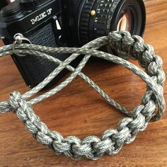 How to Make Your Own Camera Strap · Lomography Make Your Own, Make It Yourself, How To Make, Camera Wrist Strap, Lomography, Macrame, Jewelry, Camera, Jewlery