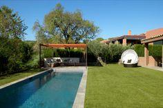 Un casa de diseño urbano en Chic & Decó: piscina ideal