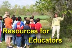 The Virginia Department of Forestry (VDOF) website is full of information for learners of all ages. This page links to VDOF information for kids, students, adults, and teachers.