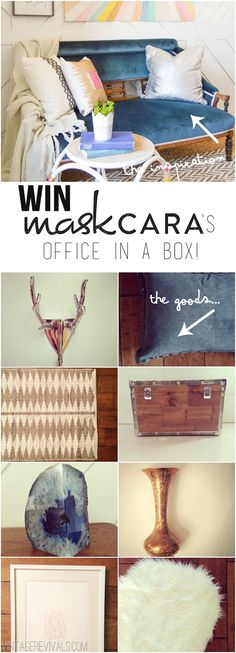Maskcara Office in a Box Giveaway vintagerevivals