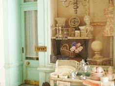 Vanilla atelier shop and miniature dollhouse - Atelier Vanilla WEB SHOP]