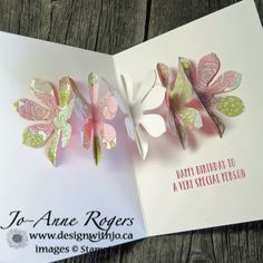 Using Paper Scraps for Fabulous Pop-up Cards