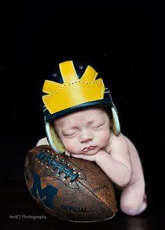 #baby #newborn #photo #sport #michigan #vintage