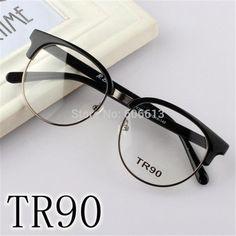Most Popular TR90 Optical Full Frame Glasses Flexible Myopia Glasses Men Women Optical Eyeglass Frame Eyewear Free Shipping