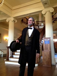 A day in the life of Lincoln: Professional re-enactor, Randy Duncan, discusses what it's like to portray one of America's most famous and important Presidents.