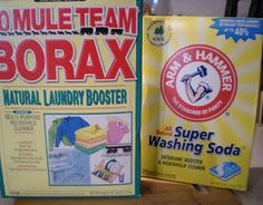 Why Not Sew?: How to Make Homemade Laundry Detergent