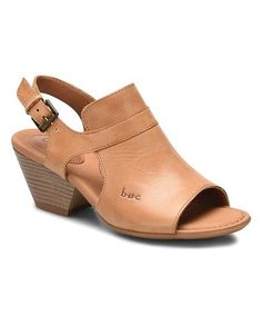 a365aeaeb94 Saddle Faustina Leather Sandal - Women  zulilyfinds Leather Sandals