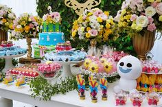 festa infantil frozen fever frozen fever party blog vittamina tema para festa de menina suh riediger filhas vitta 3