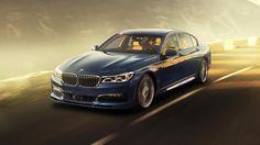 BMW Seria 7 modificat in Alpina B7