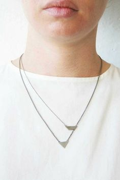 B3-COM necklace by Naoko Ogawa