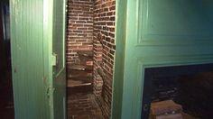 Secret stairwell   The House of the Seven Gables in Salem (WBZ-TV)
