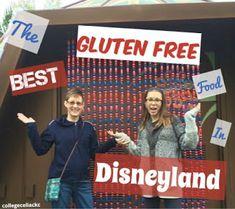The best gluten free food this celiac found at Disneyland