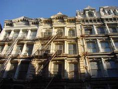 SoHo architecture New York | Travel Photography | Soho New York | U.S ...