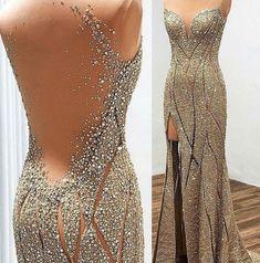 Elegant Long Evening Dresses Plus Size Sweet 16 Dresses, Beautiful Prom Dresses, Elegant Dresses, Pageant Gowns, Ball Gowns Prom, Gala Dresses, Dance Dresses, Illusion Dress, Ballroom Dress