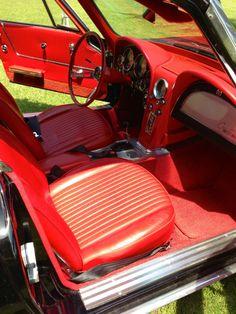 1963 Corvette Split Window Coupe 327 300 horse